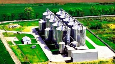 Топ зернових елеваторів: які типи бувають