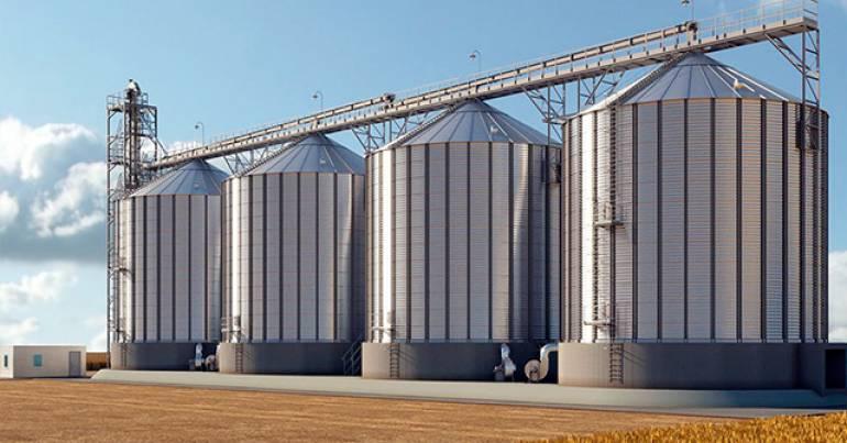 Як проводять попереднє обслуговування зерносховищ