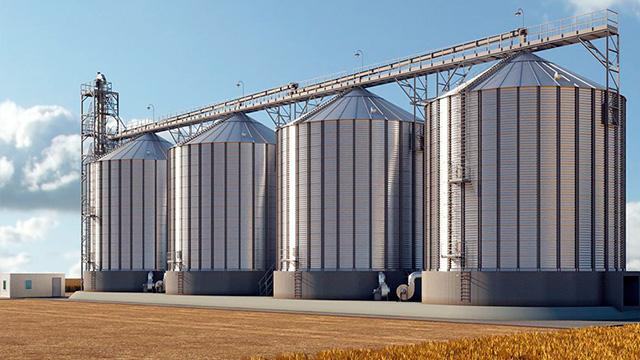 Как проводят предварительное обслуживание зернохранилищ