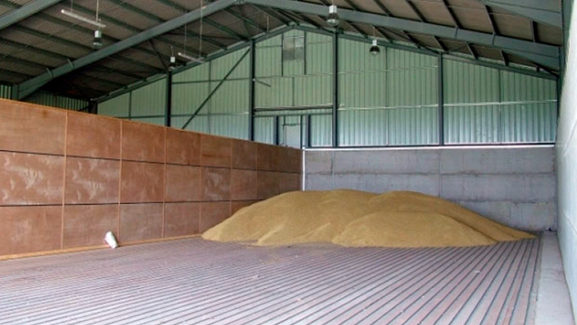 обслуживание зернохранилище