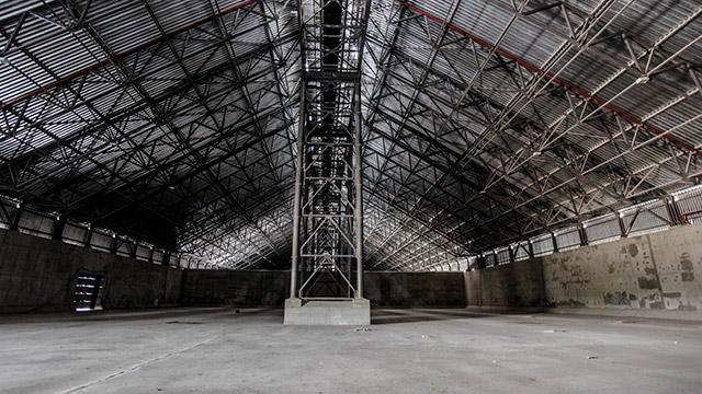 складские помещения для зерна